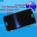 Samsung Galaxy S2 4G i9210 LCD and touch screen assembly [Black]
